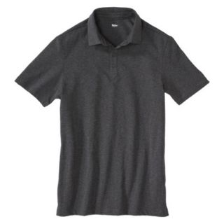 Mossimo Mens Slim Fit Polo Shirt   Sleek Gray XL