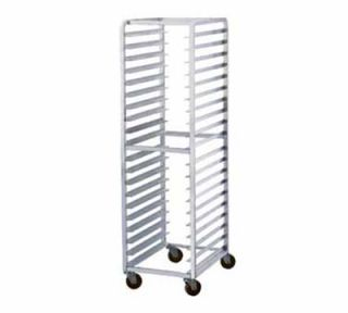 Advance Tabco Mobile Steam Table pan Rack   Full Height, 12x20 Pans