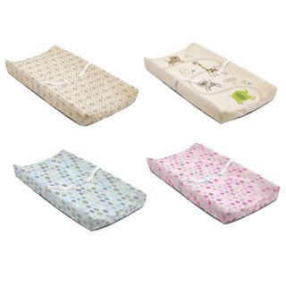 Summer Infant Ultra Plush Change Pad Cover (One sizeColor options Geo, Safari, Blue Swirl, Pink SwirlStyle Traditional, plush fabricTexture/quilt design Soft velboa materialPackage contents One (1) coverUses Keeps your childs changing pad free of sta