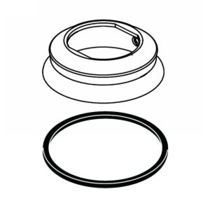 Delta Faucet RP72718SS Cassidy Spout Base and Gasket