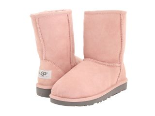 UGG Kids Classic Girls Shoes (Pink)