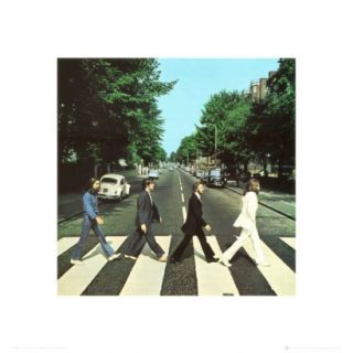 Art   The Beatles Abbey Road Poster Print