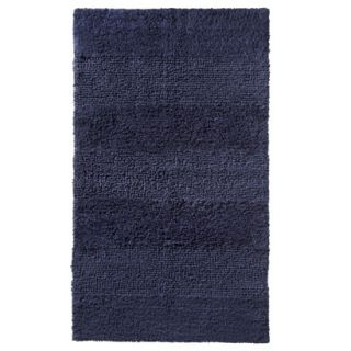 Nate Berkus Bath Rug   Blue Midnight (20x32)