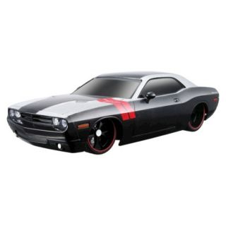 Maisto Tech Radio Control Dodge Challenger Concept Racing Car