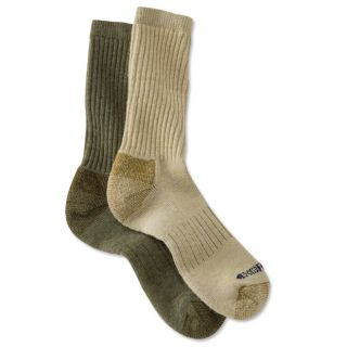 Exoffico Bugsaway Purdom Hiker Sock / Exoffico Bugsaway Purdom Hiker Sock, Natural/Khaki, X Large