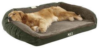 Replacement Cover For Faux fur Deep Dish Dog Bed/ Xsmall