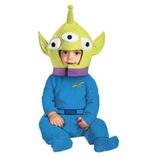 Infant Toy Story Alien Classic Costume 12 18 Months