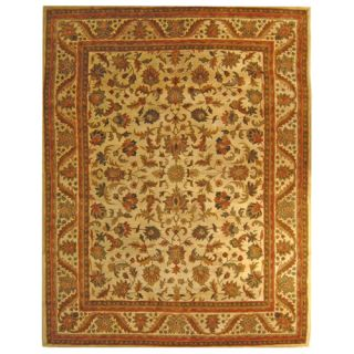 Safavieh Antiquities Majesty Gold Rug AT52D Rug Size 83 x 11