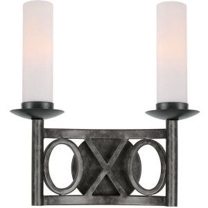 Crystorama Lighting CRY 9442 EB Odette Odette 2 Light English Bronze Sconce I