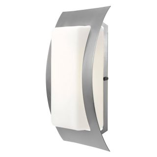 Access Lighting Eclipse Wall Light   14H in. Satin Multicolor   20449 SAT/OPL
