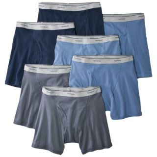 Fruit of the Loom Men 7pack Boxer Brief   Assorted Colors S