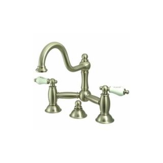 Elements of Design ES3918PL Chicago Two Handle Lavatory Faucet