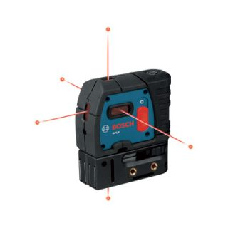 Bosch 5 Point Self Leveling Alignment Laser, Model# GPL5
