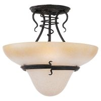 Sea Gull Lighting SEA 7713 185 Saranac Lake Three Light Saranac Lake Close to Ce