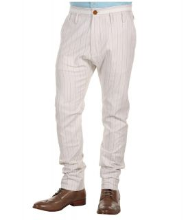 Vivienne Westwood MAN Tapered Leg Trouser Mens Dress Pants (Beige)