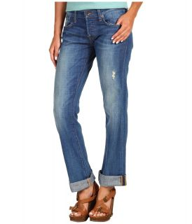 Lucky Brand Sienna Tomboy in River Womens Jeans (Blue)