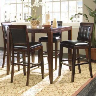 American Drew Tribecca 5 pc. Pub Table Set Multicolor   ADL4341