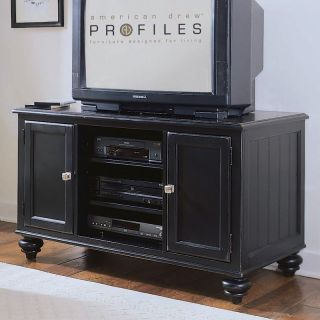 American Drew Camden Dark 51 in. TV Stand Multicolor   919 584