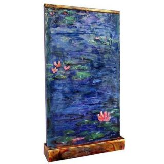 Giverny Wall Water Fountain Multicolor   GF06L