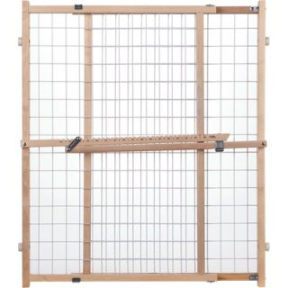 North States Wide Wire Mesh Pet Gate, Model# 4615