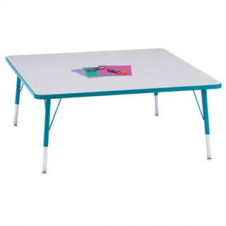 Jonti Craft KYDZ Square Activity Table (48 x 48) 6418JCxxxx