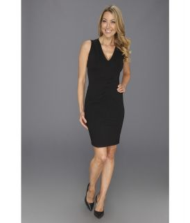 Kenneth Cole New York Theophania Dress Womens Dress (Black)