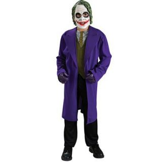 Boys Batman The Dark Knight Joker Costume