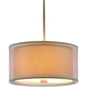 Sea Gull Lighting SEA 65292BLE 962 Jordyn Fluorescent Three Light Shade Pendant