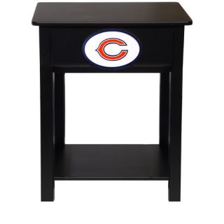 Fan Creations NFL End Table N0533  NFL Team Chicago Bears