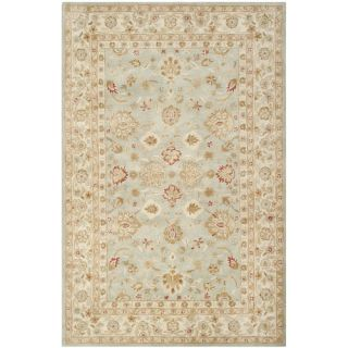 Safavieh Antiquity Grey Blue / Beige Rug AT822A