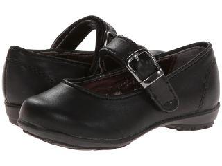 Kenneth Cole Reaction Kids Fly School Jr Girls Shoes (Black)