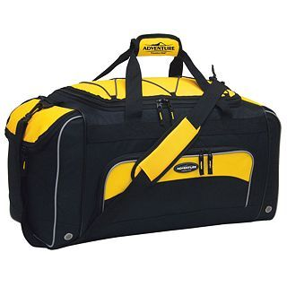 Travelers Club 24 Sport Duffel Bag