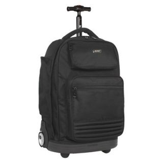 J Word Parkway Rolling Backpack with Laptop Sleeve  Black