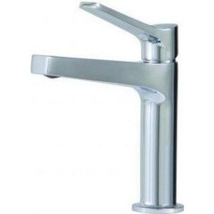Aquabrass AB 17014 PC Metro Single Hole Lavatory Faucet