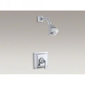 Kohler K T462 4V CP Memoirs Stately Single Handle Shower Only Faucet Trim