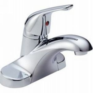 Delta Faucet B501LF Foundations Single Handle Lavatory Faucet