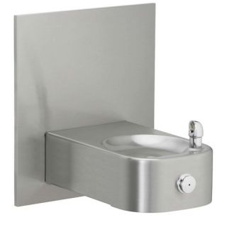 Elkay EHWM214C Drinking Fountain, 14 Gauge Heavy Duty Soft Sides w/o Refrigeration Stainless Steel
