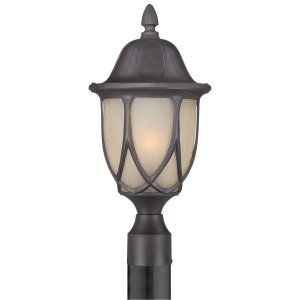 Thomas Lighting THO 190083763 Wiltshire Lantern post Painted Bronze 1x