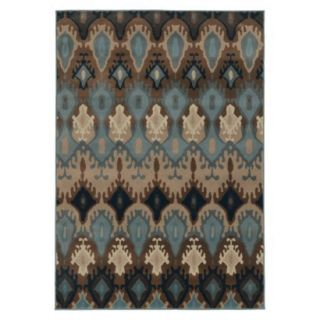 Prismatic Area Rug   Blue (710x1010)