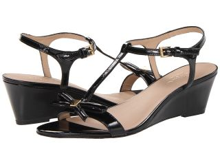 Kate Spade New York Donna Womens Wedge Shoes (Black)