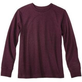 Circo Boys Long Sleeve Tee   Berry Moment XS