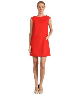 Kate Spade New York Sallie Dress Womens Dress (Red)