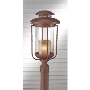 Feiss FEI OL9208CN Menlo Park 1   Light Outdoor Lantern