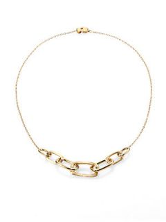 Marco Bicego 18K Yellow Gold Link Necklace   Gold