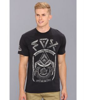 Fox Mystical S/S Premium Tee   FXDLX Mens T Shirt (Black)