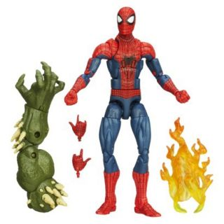 Marvel Legends Infinite Series The Amazing Spider Man 2 Figure