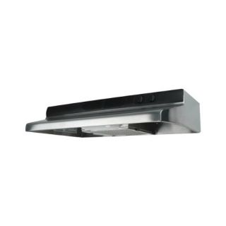 Air King QZ2368 Quiet Zone Under Cabinet Range Hood, 36Inch Wide Stainless Steel