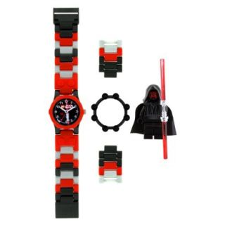 LEGO Star Wars Darth Maul Watch with Mini Figure