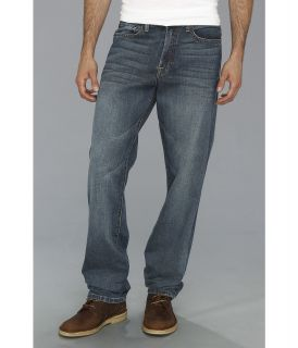 Lucky Brand 329 Classic Straight in Carlsbad   L Mens Jeans (Blue)