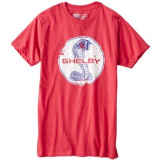 Mens Ford Shelby Graphic Tee   Red S